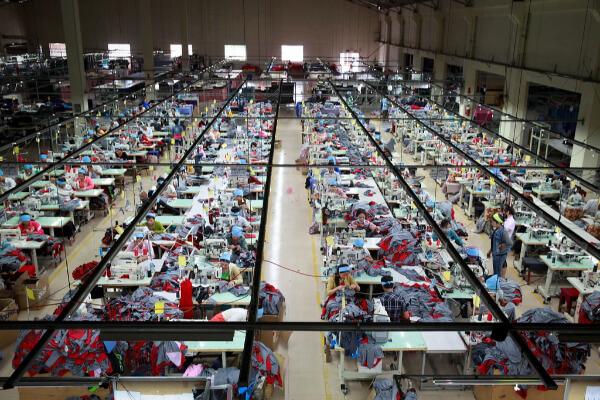 スバイリエン州で工場稼働停止、新型コロナ感染で