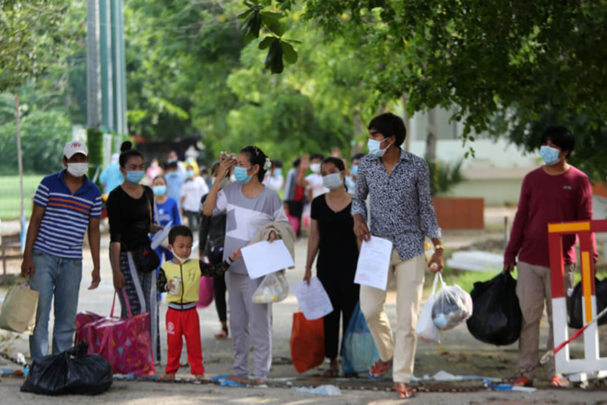 カンボジア:760人が回復、426人が新規感染:11日朝発表
