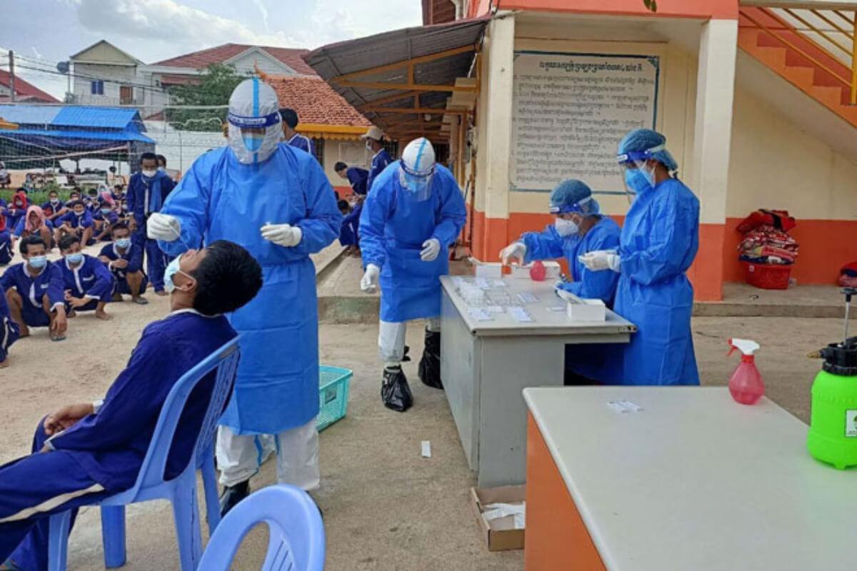 保健省が刑務総局にワクチン6730回分提供、刑務所での感染抑制で