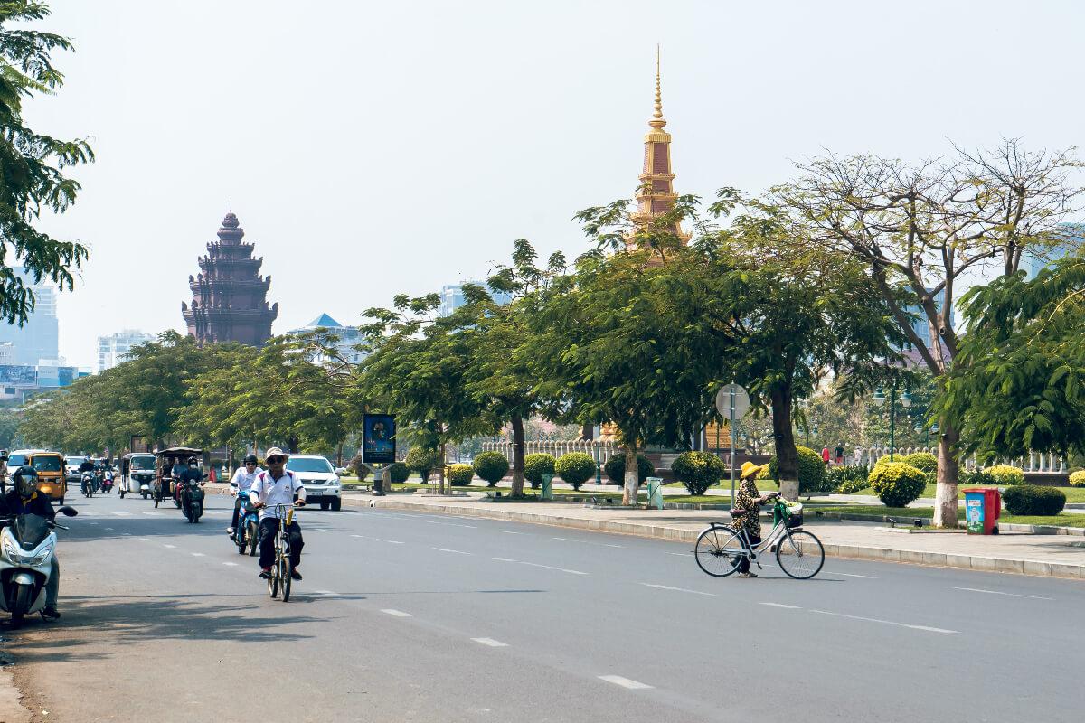 カンボジア、11月にも1000万人への接種完了へ 集団免疫獲得か
