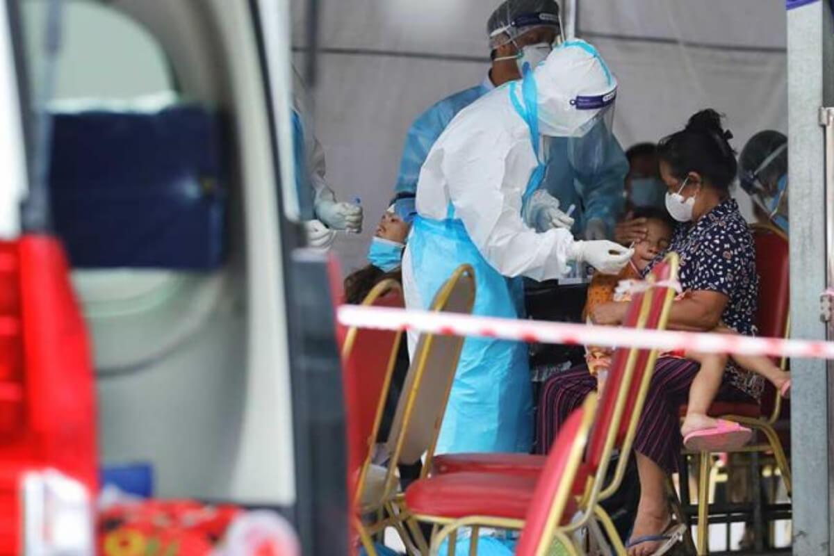 カンボジア:子供向けコロナワクチン接種を調査へ