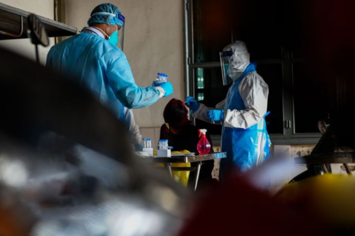 カンボジア:21日は新型コロナ感染者735人、死亡者10人を確認