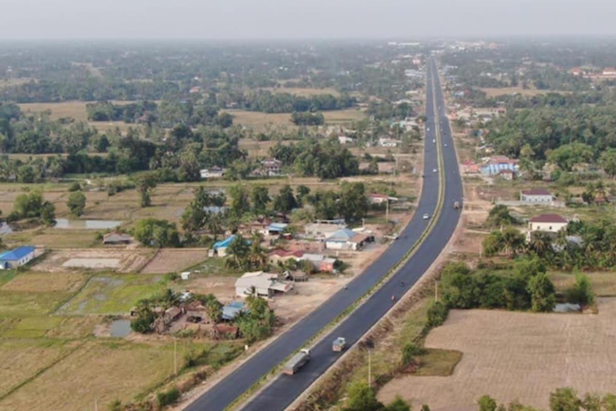 国道3号線改修工事、9月に完了へ