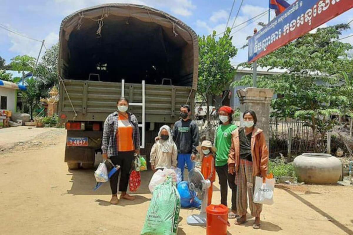 タイへ不法入国試み、カンボジア人16を逮捕
