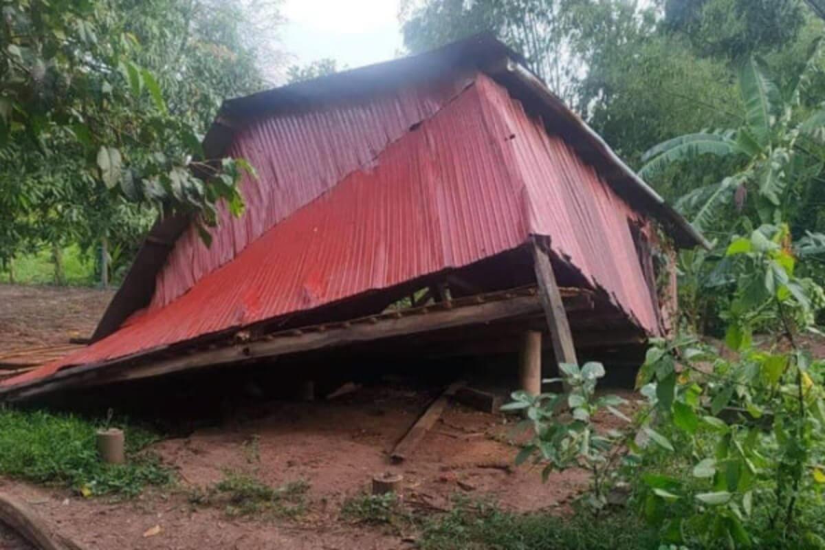 カンボジア:過去5ヶ月間の自然災害による死者58人、負傷者63人