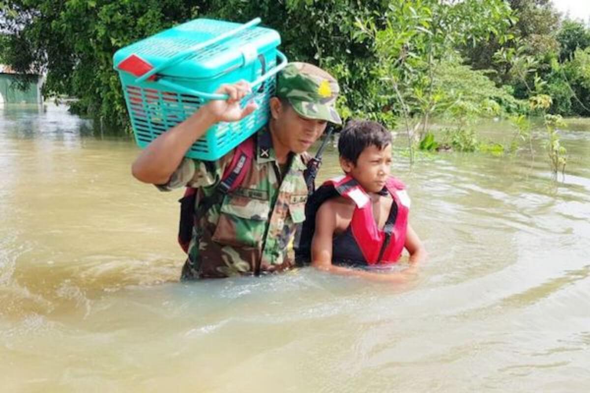 雨季の河川の水位上昇・洪水に注意を、災害管理委員会が注意喚起
