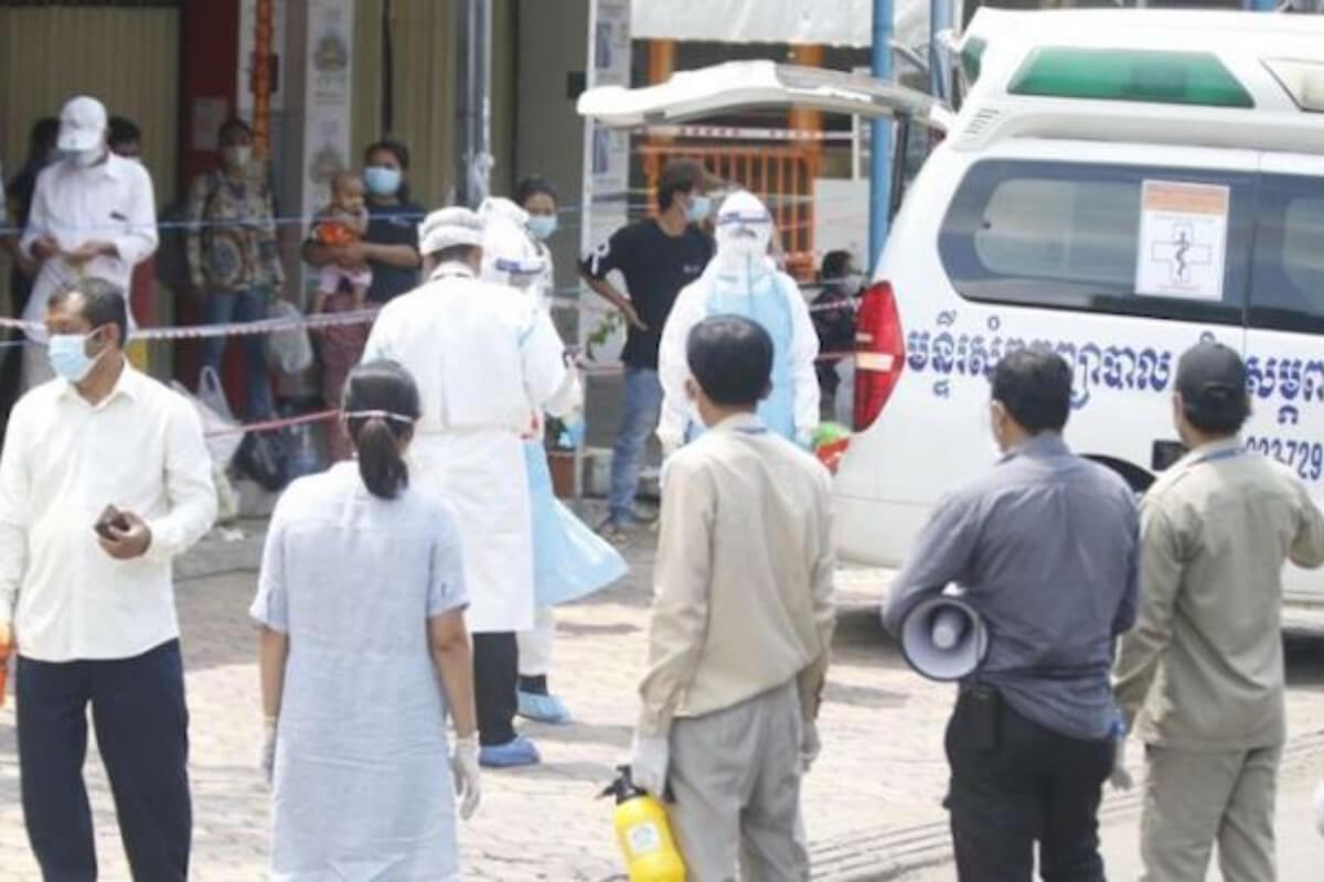 カンボジア:30日に新規感染者1130人を確認、死者27人