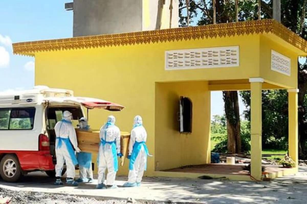 カンボジア:5日は新型コロナ感染者896人、死亡者28人を確認