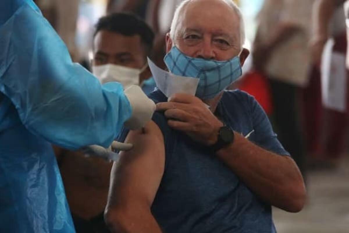 シェムリアップ、外国人への新型コロナワクチン接種開始 20日から