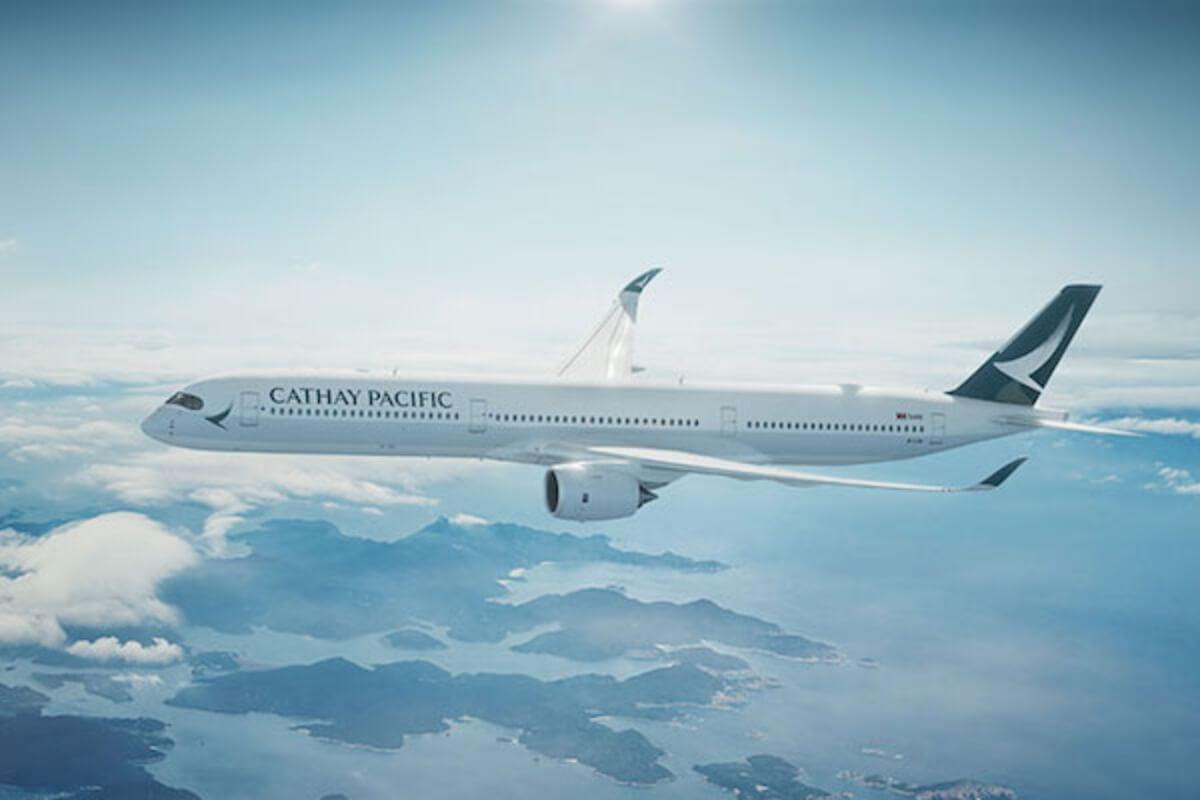 キャセイパシフィック航空:7月30日からプノンペン〜香港便を再開