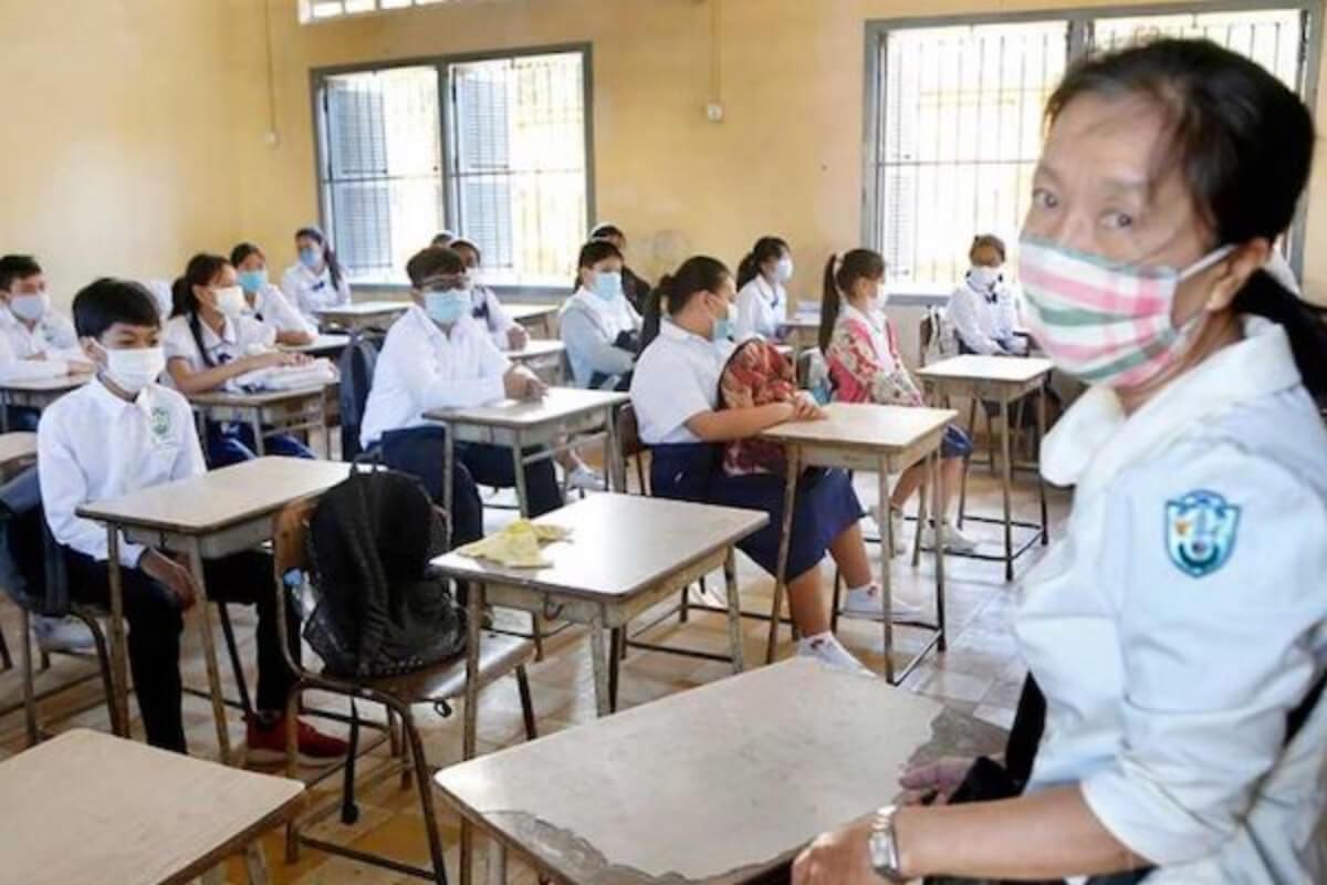 国際連合、カンボジアに学校再開を要請 人材開発の低下に危機感
