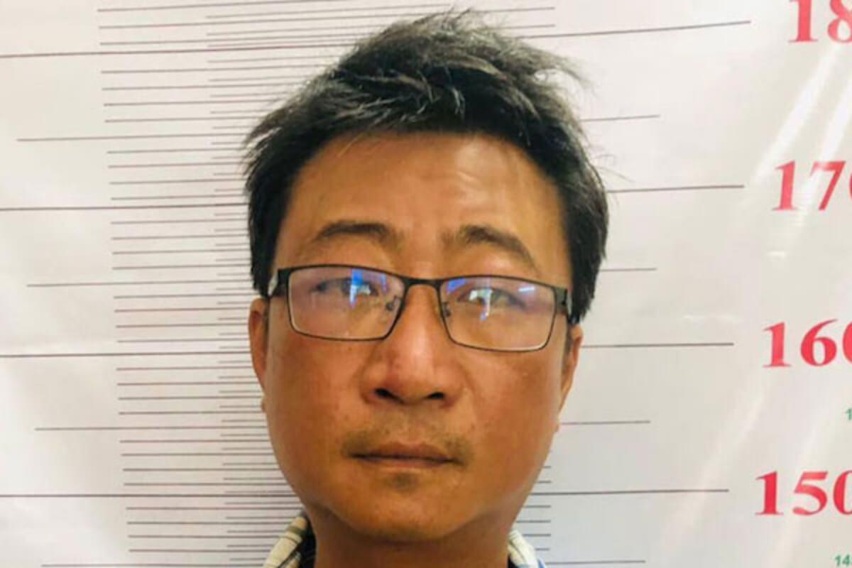 プノンペンで60万ドルの横領、台湾人を逮捕