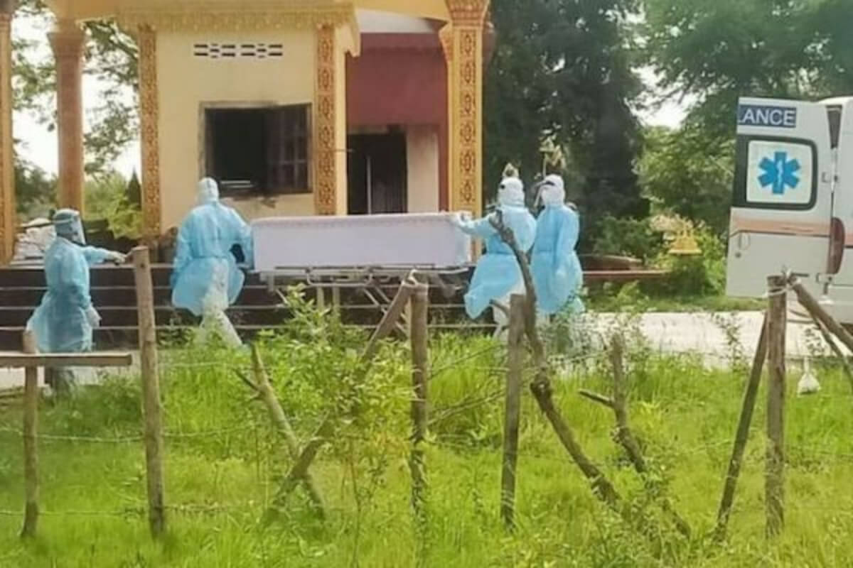 カンボジア:27日は新型コロナ感染者685人、死亡者19人を確認