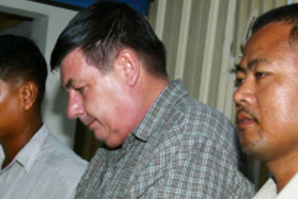 カンボジアで児童性的虐待の米国人男性、米で懲役120年の可能性