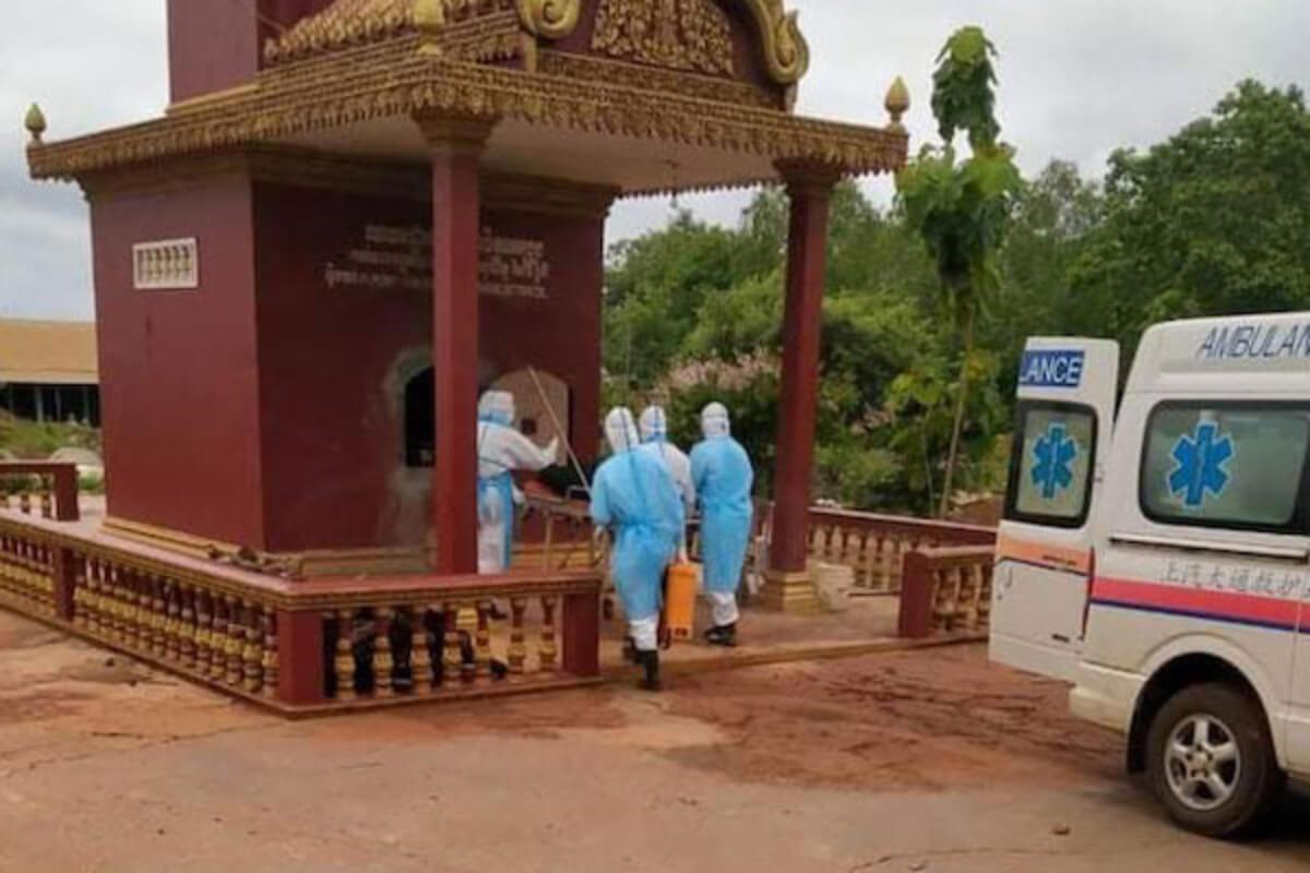 カンボジア、複数地域で未だ感染者数・死亡者数を確認