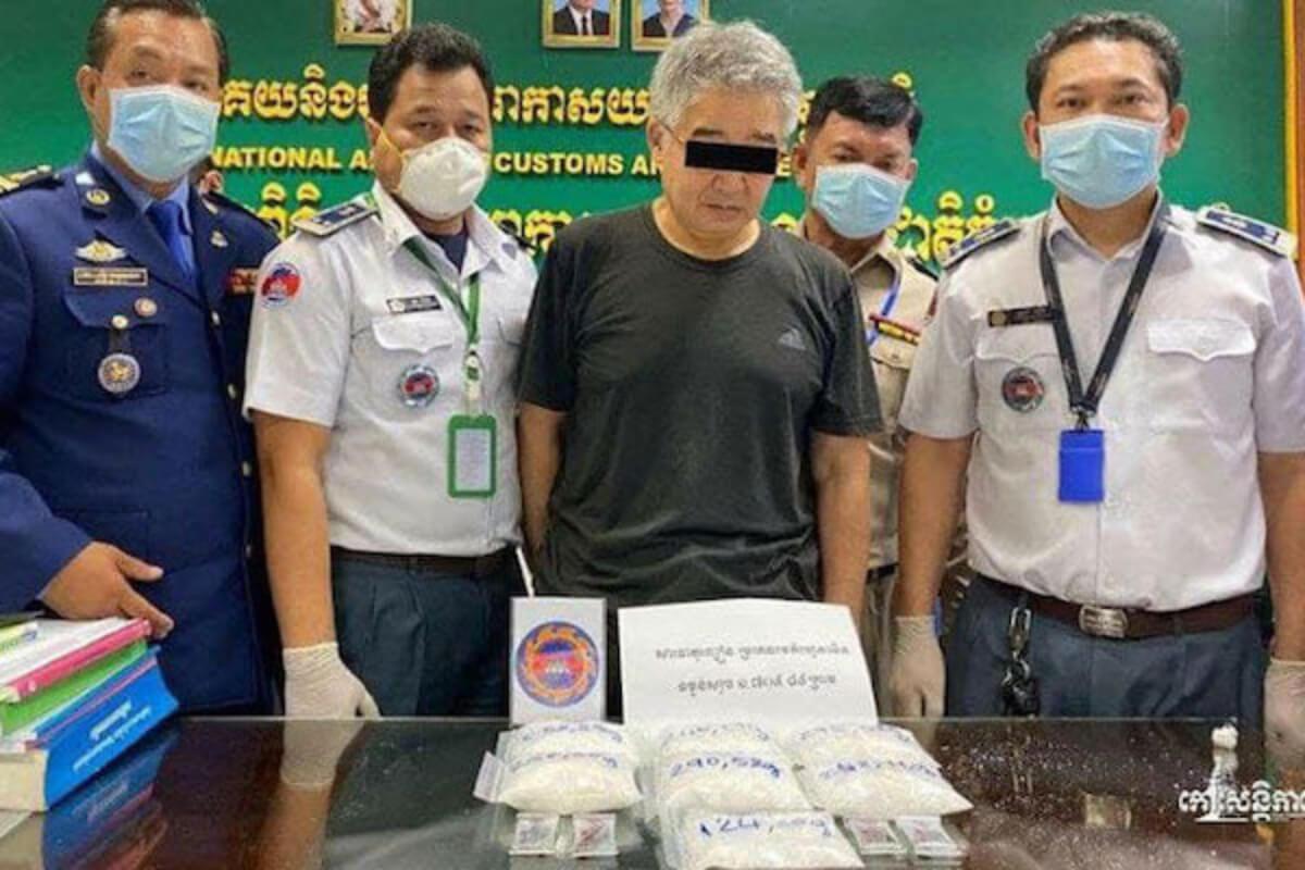 薬物密輸で逮捕の73歳の日本人男性、刑期短縮求める