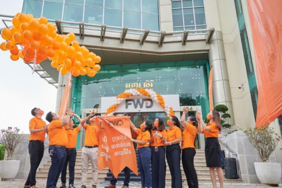 香港の保険会社「FWDグループ」、カンボジア進出