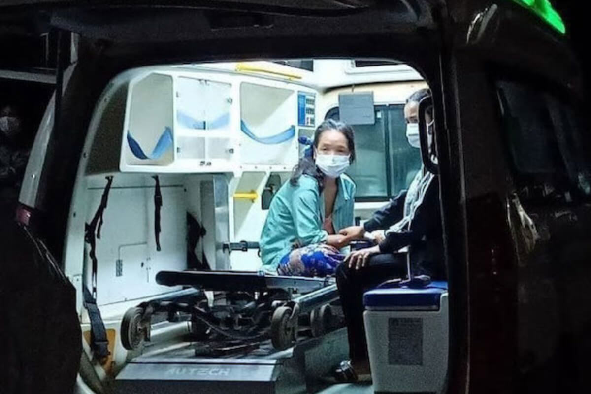 首相:居住州の病院で感染者の治療を プノンペンの病院混雑緩和で