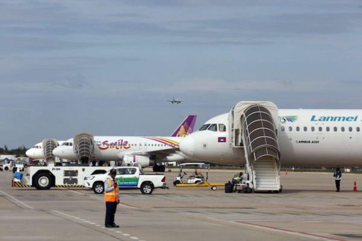 カンボジア:マレーシア、インドネシア、フィリピンからの便受入再開