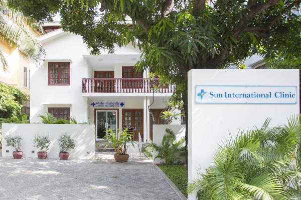 8月の診療スケジュールのご案内|サンインターナショナルクリニック