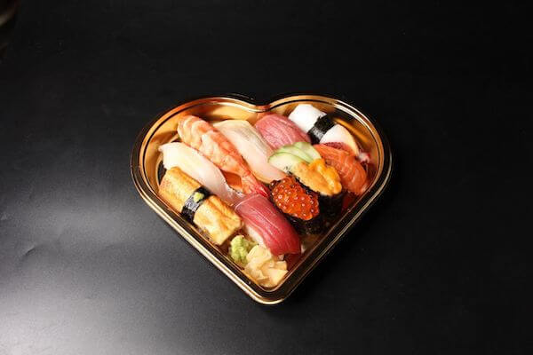 鮨丼丸からおまかせデリバリーメニューが登場!4品19.80ドル〜