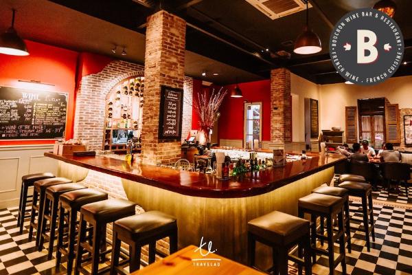 Bouchon Wine Bar フレンチレストラン&バー