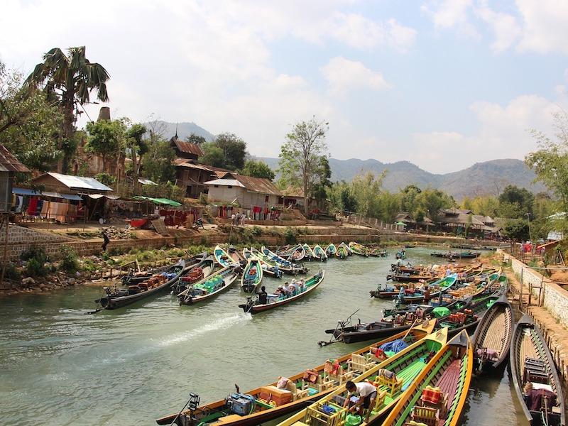 ヤンゴンのエリア別マップ ショッピングモールやレストランが多いおすすめの地域も紹介