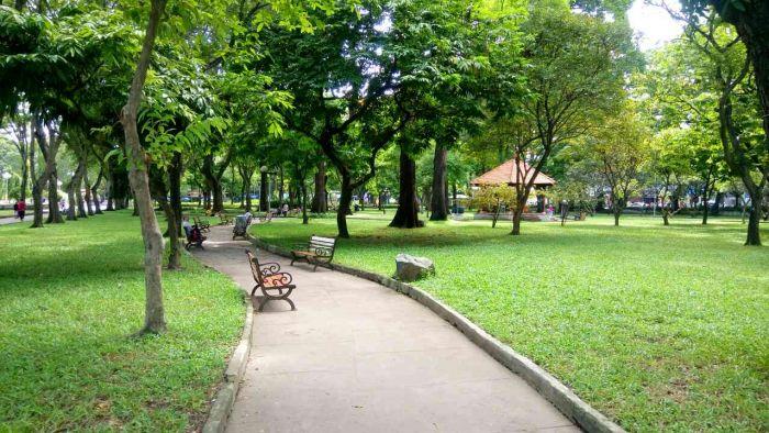 ホーチミンにある9月23日公園ってどんな場所? 名前の由来などを紹介