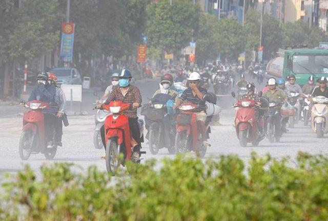 ハノイの大気汚染が深刻化、汚染度は東南アジア2位か