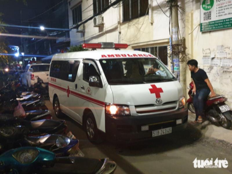 ホーチミン :Go-Vietバイク運転手が喧嘩で死亡 発端は唾の吐き捨て