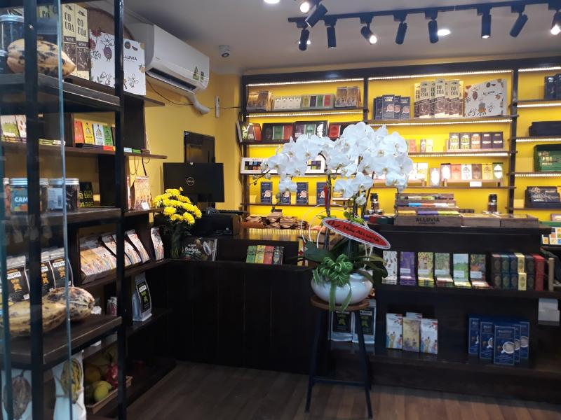 【ALLUVIA】高品質なチョコレートで大人気のアルヴィアがホーチミンに新店舗OPEN!