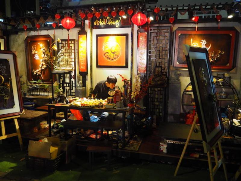 明日まで開催! ベトナムの伝統品が集まるテトマーケットをご紹介