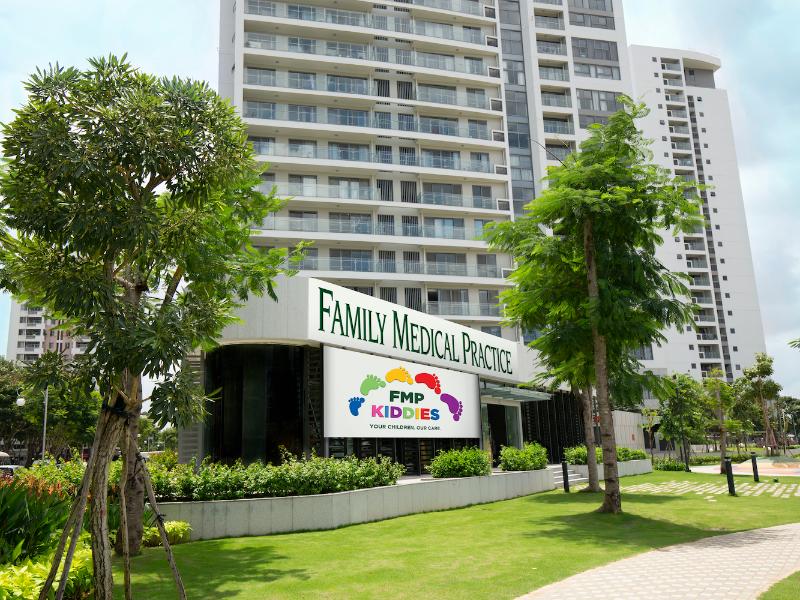 ファミリーメディカルプラクティス、7区に小児医療センター「FMP・キディーズ」オープンへ