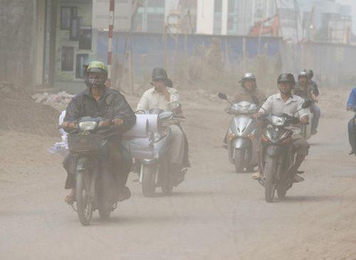 ベトナム、大気汚染により10人に1人が死亡か