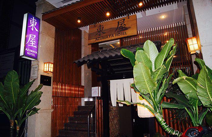 ホーチミンの日系ホテルなら【東屋ホテル】がおすすめ!和朝食、露天風呂あり|日本語対応