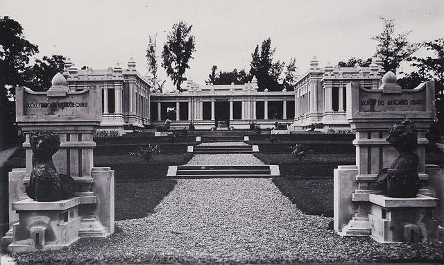 ダナン,チャム彫刻博物館,歴史