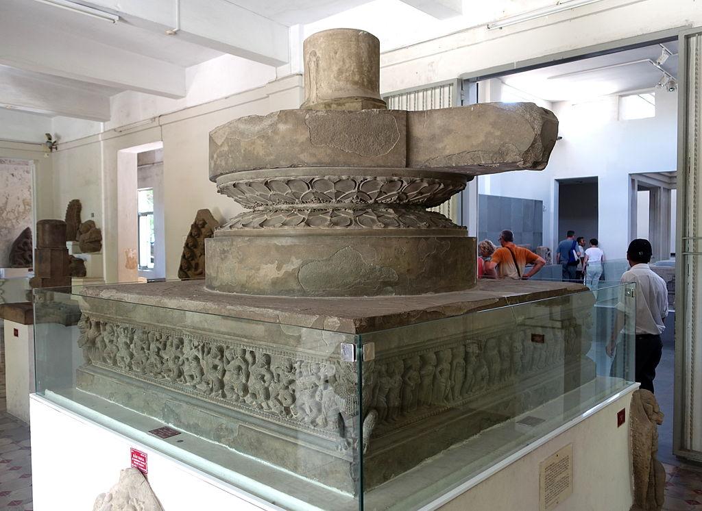 ダナン,チャム彫刻博物館,リンガ,ヨニ
