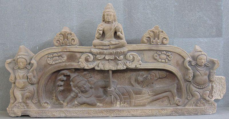 ダナン,チャム彫刻博物館,ブラフマー