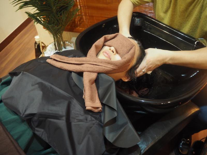 ホーチミンでヘッドスパ体験記|5月OPENの日系美容室【AUBE HAIR & SPA】