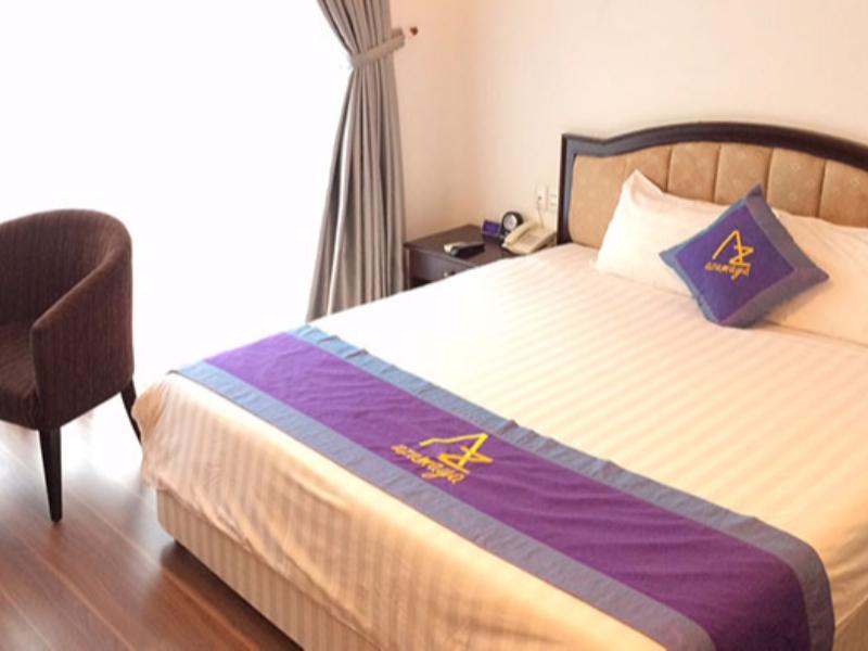 ホーチミンのホテルなら【東屋ホテル】がおすすめ!和朝食、露天風呂あり|日本語対応