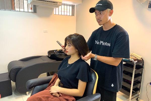 ハノイ・リンランの美容室【STEP】に日本人スタイリスト着任
