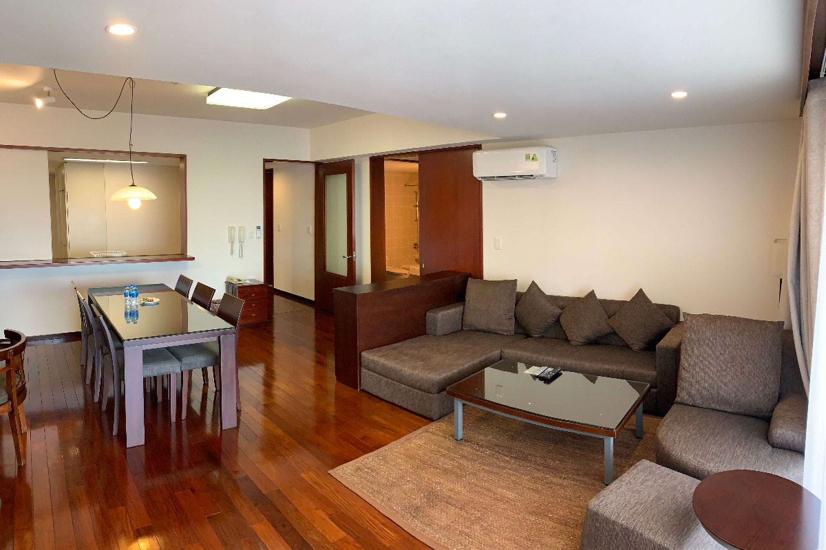 ハノイの高級サービスアパート|サンレッドリバーで過ごす休日