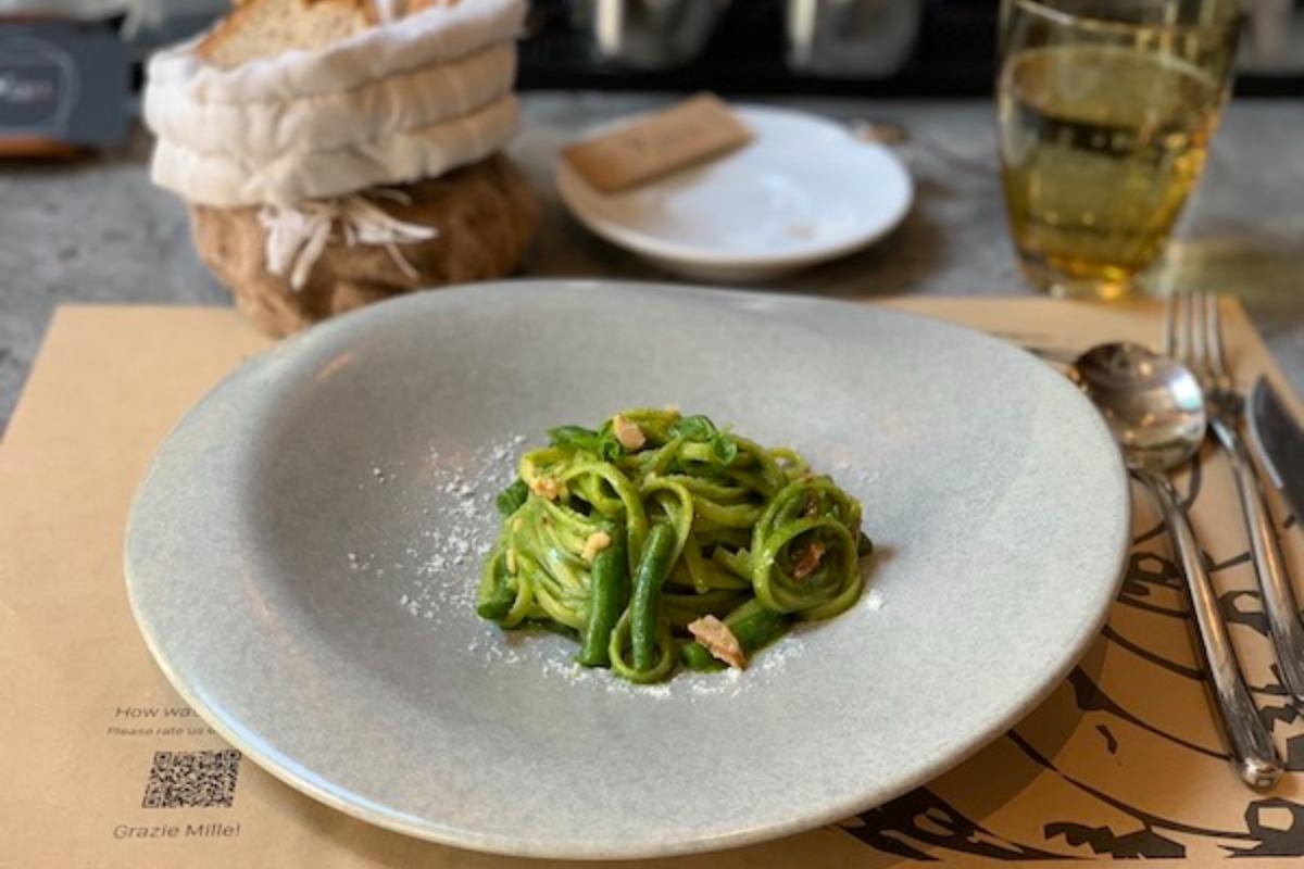 ハノイ・リンランのイタリアン「VINCI」でランチを食べてみた!