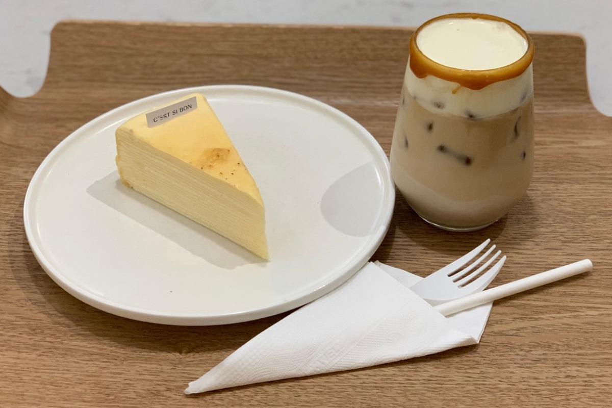 ミルクレープが美味!ハノイの「C'EST SI BON」を紹介!