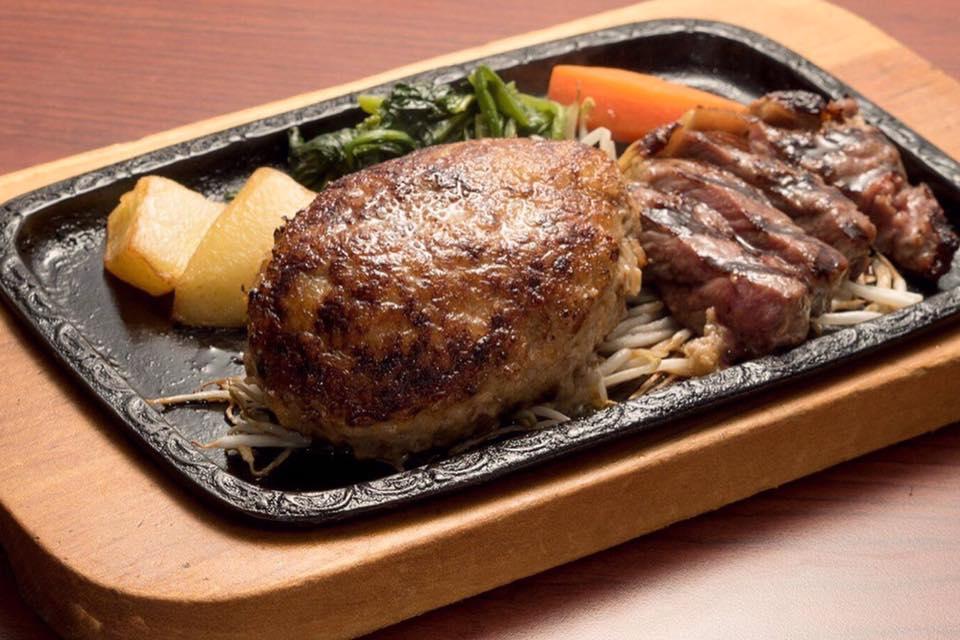 ぎゅう丸,ハンバーグ,ステーキ,日本食,ホーチミン,レストラン