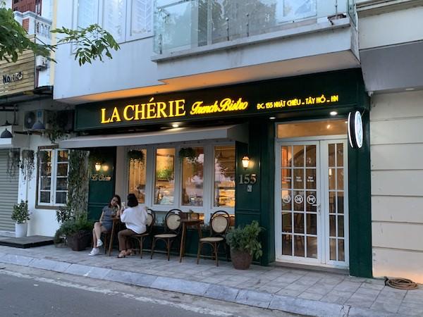ハノイのタイホーに佇むモダンベトナム料理レストラン「ラシェリー(La Cherie)」