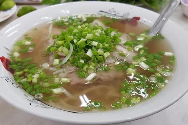 ホーチミン,ベトナム料理,フォー,フォーホアパスター