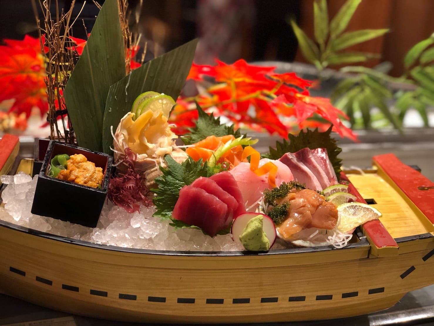 ホーチミン,日本食,ちよだ鮨