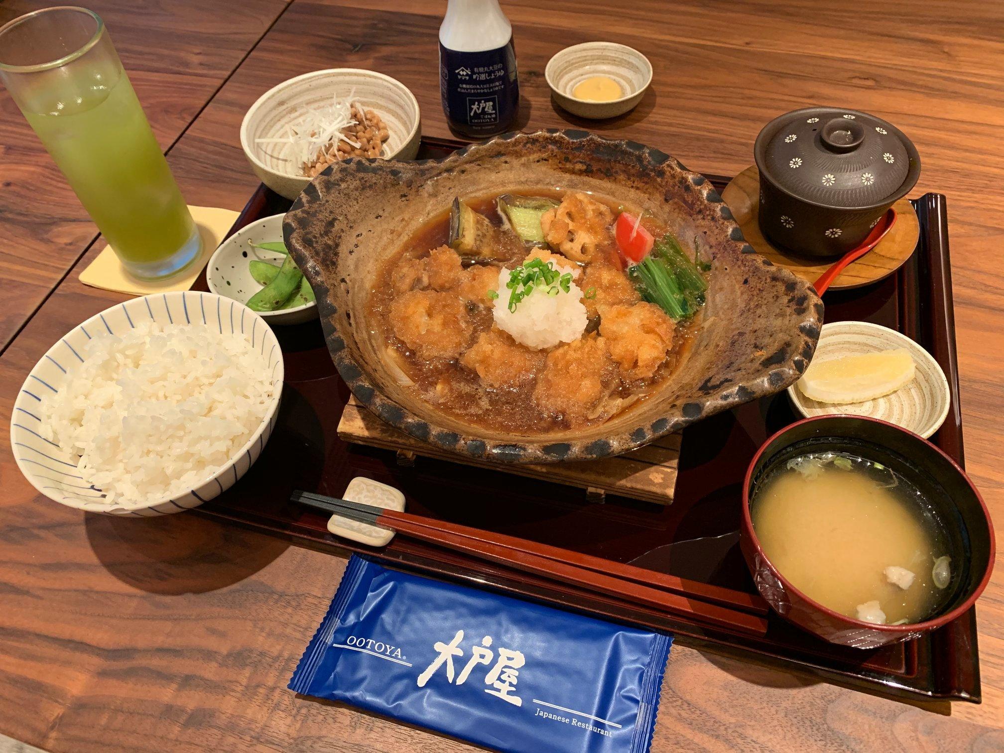 ホーチミン,大戸屋,日本食