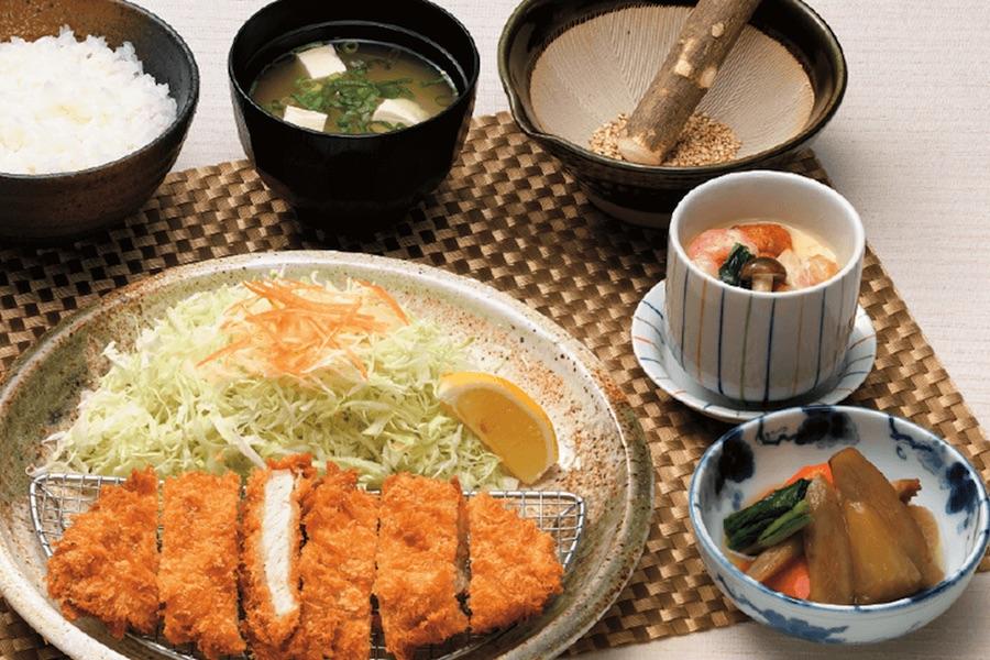 ホーチミン,日本食,水山,すいざん,うどん
